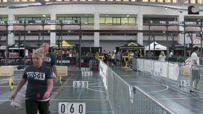 Unbroken - Open Scaled Men - Heat #2