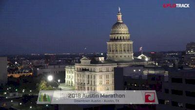2018 Austin Marathon Full Broadcast