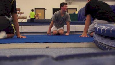 Workout Insider: USA JR.National Team Member Alex Diab and Level 10's from Premier Gymnastics IL