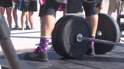 Grace 315 lbs.- Chad Vaughn and Aja Barto