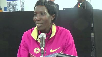 Edna Kiplagat: Recovered, Ready For NYC