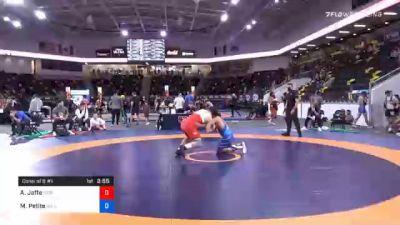 74 kg Consolation - Aj Jaffe, New England Regional Training Center vs Michael Petite, Bulls Wrestling Club