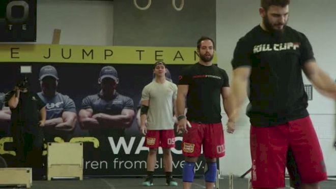 TBT: 2 Fittest Men On Earth Go Head-To-Head