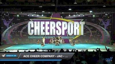 ACE Cheer Company - JAC - Riot [2019 Senior Restricted Coed Small 5 Division B Day 2] 2019 CHEERSPORT Nationals