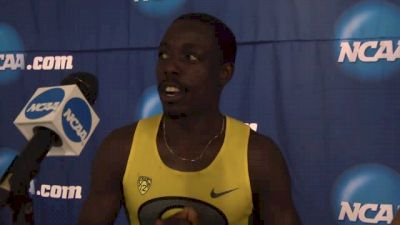Cheserek wants to stay undefeated in championship races this year