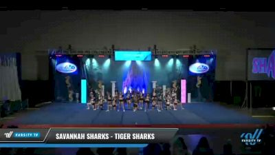 Savannah Sharks - Tiger Sharks [2021 L4 Senior Day 2] 2021 Return to Atlantis: Myrtle Beach