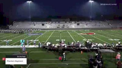 Phantom Regiment at 2021 Drums on Parade