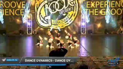 Dance Dynamics - Dance Dynamics [2020 Mini - Prep - Pom Day 1] 2020 Encore Championships: Houston DI & DII