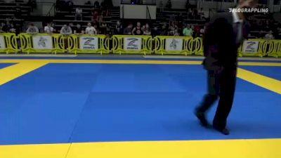 CALON F ESKELI-SABINO vs DANIEL MARC CALVERT 2021 Pan IBJJF Jiu-Jitsu No-Gi Championship