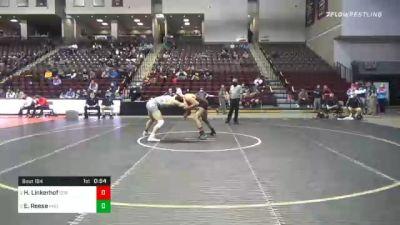 215 lbs 3rd Place - Hayden Linkerhof, Corry vs Eli Reese, Knoch