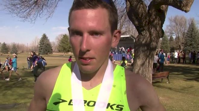 Ryan Vail after smart race for 4th, qualifies for 5th World XC Champs