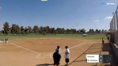 Suncats vs SC Athletics | 12u | 2018 PGF Shootout