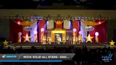 Rock Solid All Stars - SAVIORS [2020 L4 International Open Day 1] 2020 All Star Challenge: Battle Under The Big Top