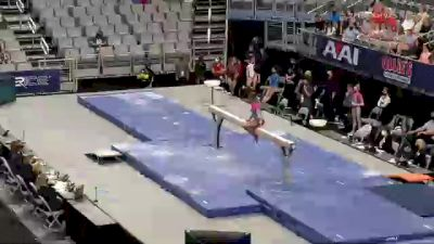 Kaliya Lincoln - Beam, WOGA - 2021 US Championships