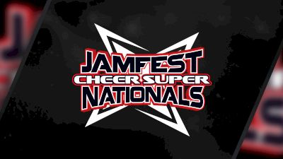 Full Replay - JAMfest Cheer Super Nationals - Hall B - Jan 16, 2021 at 7:55 AM EST