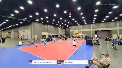 Sports preformance vs Academy - 2021 JVA World Challenge presented by Nike