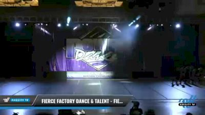 Fierce Factory Dance & Talent - Fierce Factory - Youth Hip Hop [2021 Youth - Hip Hop Day 2] 2021 ACP Power Dance Nationals & TX State Championship