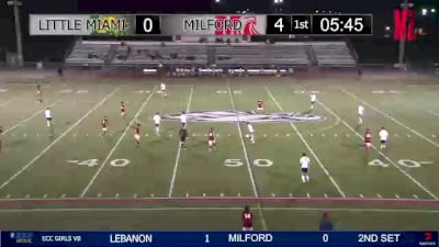 Replay: Milford vs Little Miami | Oct 7 @ 7 PM