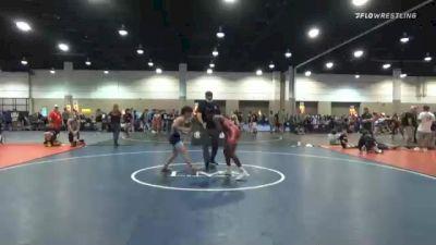 126 kg Consolation - Jonathan Hudson, SWAT (Sheldon Wrestling Academy Training) vs Julian Montero, Florida