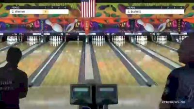 Replay: Lanes 19-20 - 2021 PBA50 Senior U.S. Open - Match Play Round 1