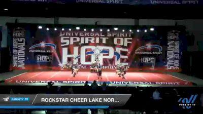 Rockstar Cheer - Lake Norman - Twisted Sister [2021 Junior Small 3 Day 1] 2021 Universal Spirit: Spirit of Hope National Championship