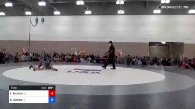 65 kg Final - Lyric Hetzer, OH vs Madyn Overman, NE