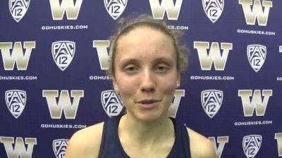 Katrina Coogan focused on competing and talks depth of team