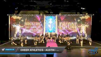 Cheer Athletics - Austin - ObsidianCats [2020 L4 Senior Coed Day 1] 2020 Encore Championships: Houston DI & DII