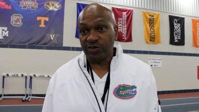 Florida head coach Mike Holloway on Gator success
