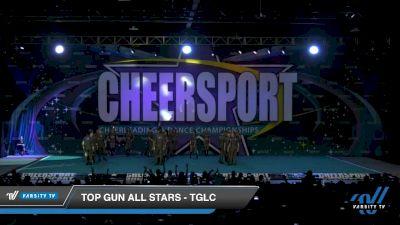Top Gun All Stars - Miami - TGLC [2020 Senior Large Coed 6 Day 2] 2020 CHEERSPORT National Cheerleading Championship