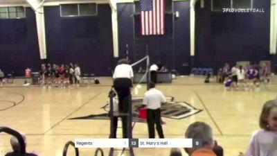Replay: Saint Mary's Hall vs Regents (Austin)   Sep 23 @ 7 PM