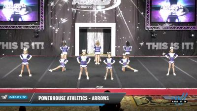 PowerHouse Athletics - Arrows [2021 L1 Mini - D2 Day 1] 2021 The U.S. Finals: Grapevine