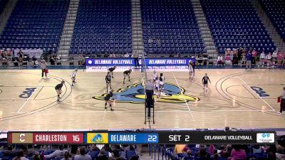 Replay: Charleston vs Delaware | Oct 24 @ 1 PM