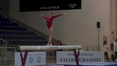 Canada, Rose-Kaying Woo, 13.8 BB, Junior Qualifications - Jesolo 2015