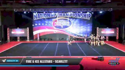 Fire & Ice Allstars - Scarlett [2021 L4 - U17 Day 2] 2021 ACP: Midwest World Bid National Championship