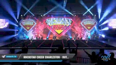 Rockstar Cheer Charleston - OutKast [2021 L1 Junior - Small Day 2] 2021 Spirit Sports: Battle at the Beach