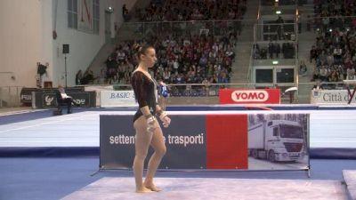 Italy, Martina Rizzelli, 13.85 UB, Event Finals - Jesolo 2015