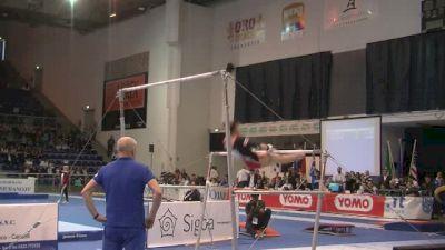Italy, Erika Fasana, 14.2 UB, Event Finals - Jesolo 2015