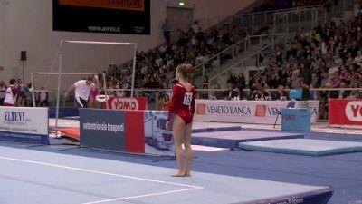 USA, Ragan Smith, 14.25 FX, Event Finals - Jesolo 2015