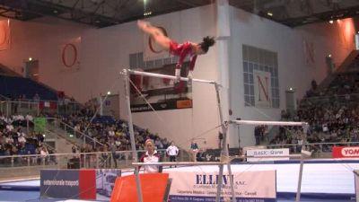 USA, Laurie Hernandez, 14.50 UB, Event Finals - Jesolo 2015
