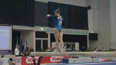 Canada, Ellie Black, 13.85 BB, Event Finals - Jesolo 2015