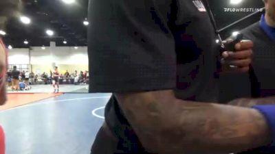 136 lbs Prelims - Kailani Barrientos, Florida vs Reianna Madden, Mayo Quanchi Wrestling Club