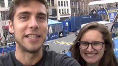 Who's Going To Win The Boston Marathon?