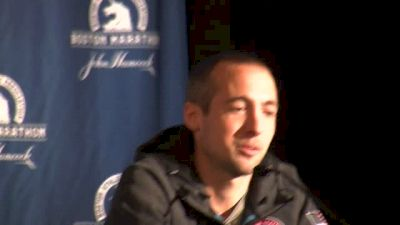 Dathan Ritzenhein finishes as top American in Boston after injuries in 2014, wants 4th Olympic team