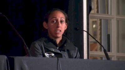 Desi Linden is top American, 4th in Boston Marathon