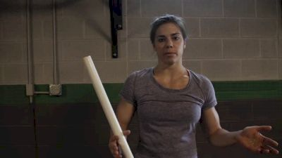 JULIE FOUCHER | Butterfly Pull Ups