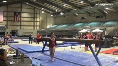 Jocelyn Mitchell - Beam, Stars Gymnastics - 2019 Buckeye Classic