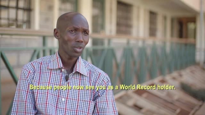 Wilson Kipsang: Driven (Episode 2)