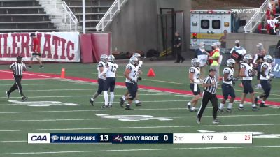 Replay: UNH vs Stony Brook | Sep 2 @ 7 PM