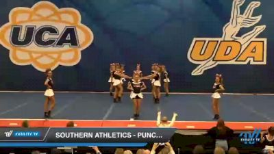 Southern Athletics - Punches [2020 L4 Junior - D2 Day 1] 2020 UCA Magnolia Championship